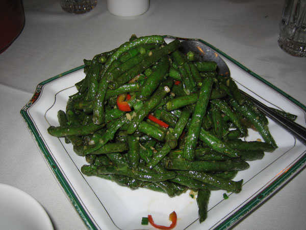 string beans