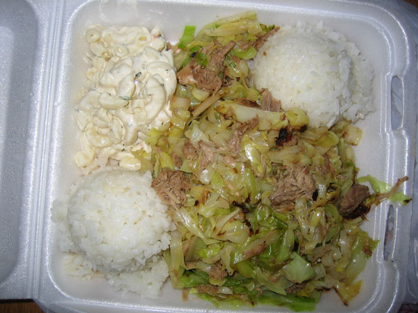 kalua pork