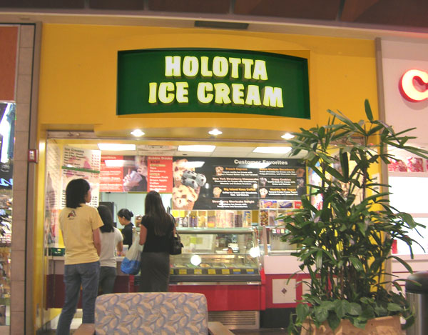 holotta ice cream
