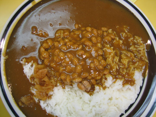 natto curry
