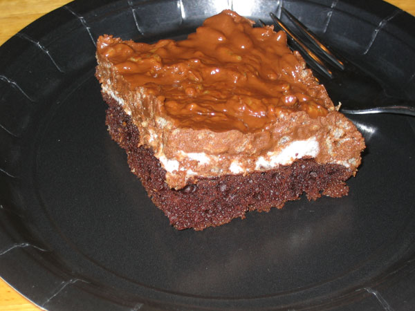 intense dessert