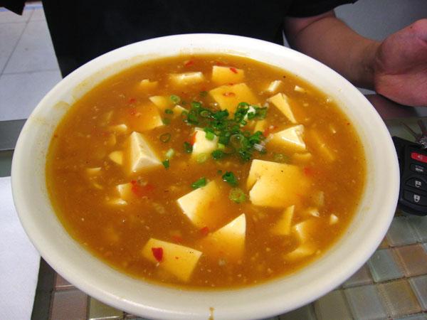 mabo tofu ramen