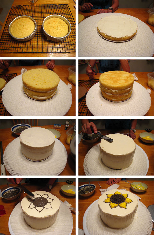 cake assembly